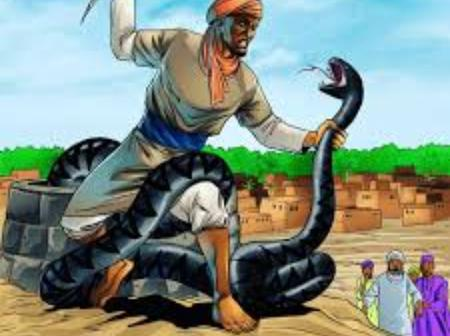 The Story of the Hausa Bakwai
