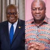 'Ghanaians Have Spoken'- KTU's Online Poll Predicts Winner Of December 7 Election