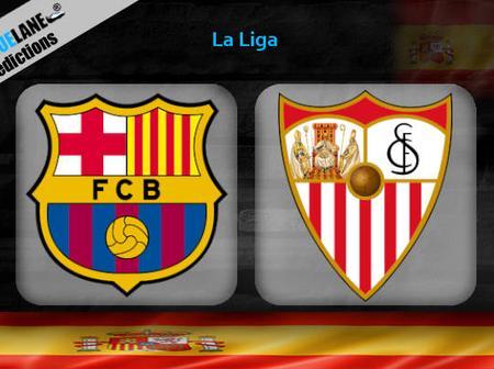 FC Barelona vs Sevilla CF: Three Things to Expect
