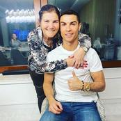 Cristiano Ronaldo's mum says she nearly died from stroke