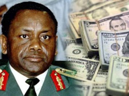 ABACHA LOOT: Nigerian Government to receive £5.5m from Ireland.