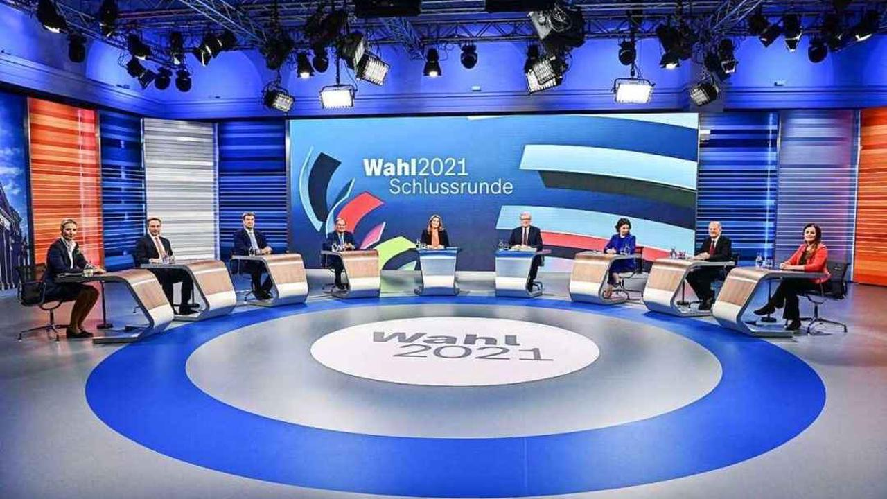 """Nach der TV-""""Schlussrunde"""": Die Koalitionsbildung wird eine harte Nuss"""