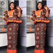 Dear Married And Single Ladies, Here Are 70 Appealing Ankara Styles That You Can Wear To Anywhere
