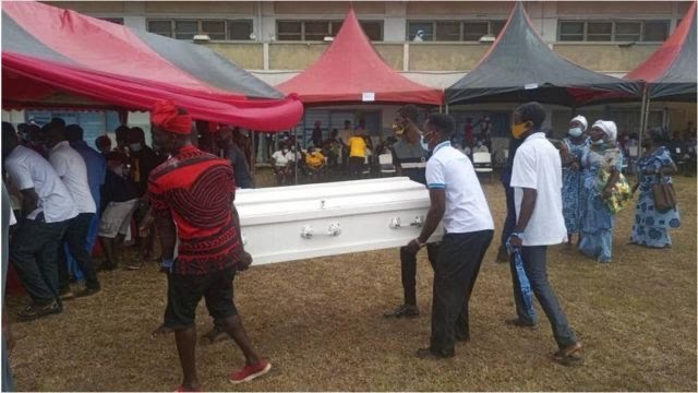 fc394d5d0a2140d0b4aa67a777cf9095?quality=uhq&resize=720 - Photos Of The Apam Drowned Teenagers Who Were Laid To Rest; One Is A Girl - Sad Scenes