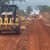 Infrastructures routieres : les travaux de bitumage sur l'axe Dimbokro-Bocanda -Ananda avancent vite