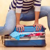 Items You Should Not Take With You When Traveling