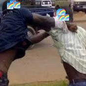 Deux hommes se tabassent violemment à cause d'un billet de 2000 Fcfa: en voici les raisons.