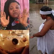 Apart From Drinking It, Spiritualist Adaobi Reveals Powerful & Spiritual Ways Of Using Rain Water