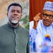 After He Was Begged Not To Expose Buhari's Doctor's Address, See What Reno Wrote About Fear Of Death