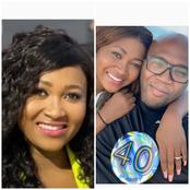 Actress Mary Njoku Stuns In Lovely Photos With Her Handsome Husband