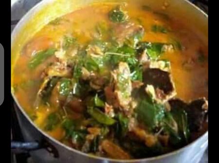 Check how to prepare Oha soup