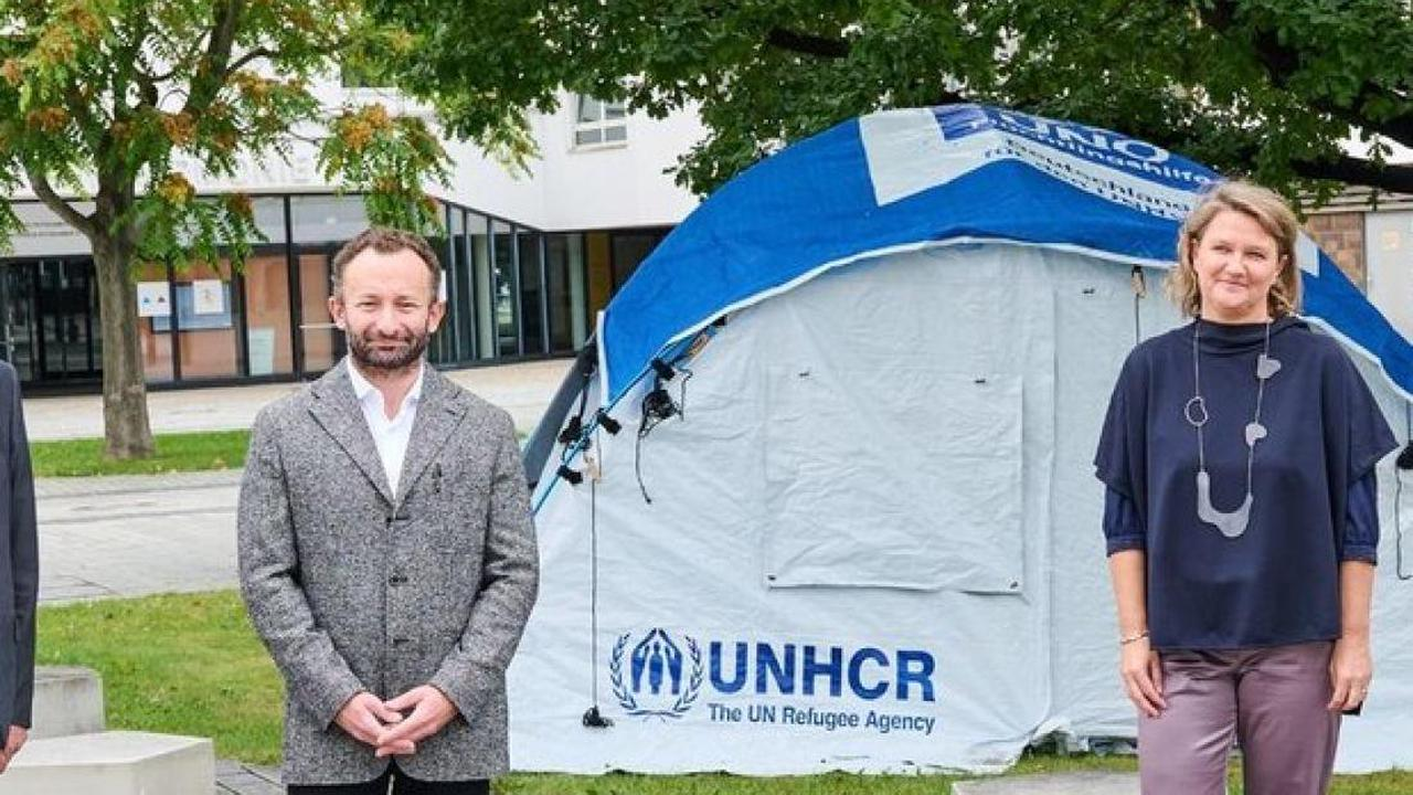Botschafter: Berliner Philharmoniker und die UNO-Flüchtlingshilfe