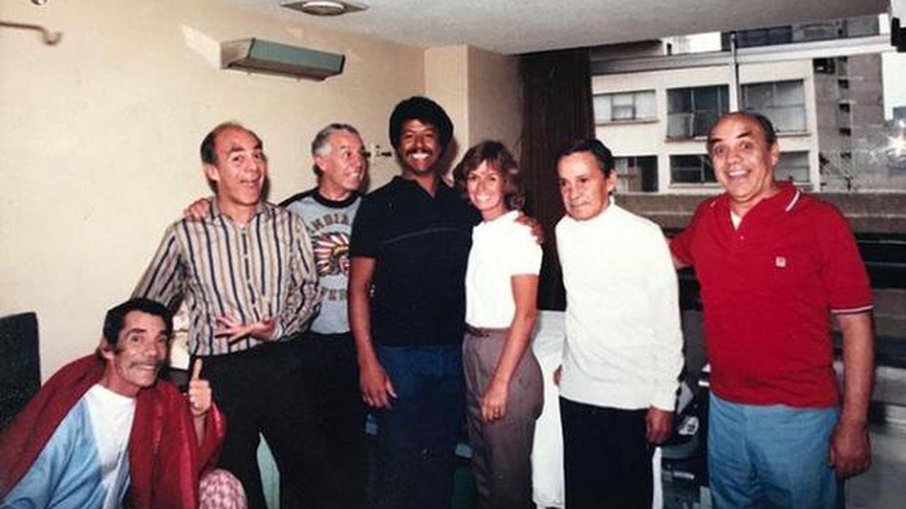 La photo inédite de Ramón Valdés quelques jours avant sa mort