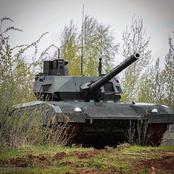 Voici le char Russe qui écrase tous ses rivaux