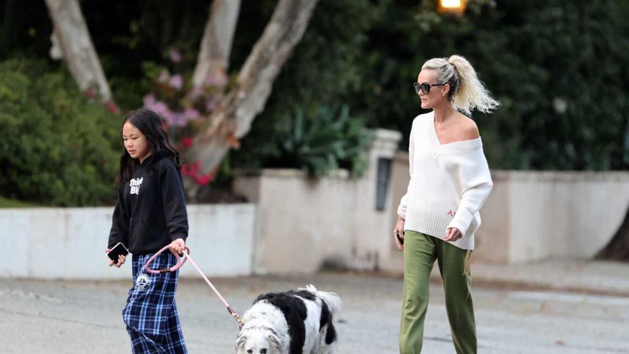 Laeticia Hallyday: vives tensions avec Jade, elle se raccroche à Joy
