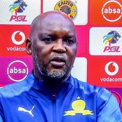 Pitso Mosimane is in Hot Water with Al Ahly FC Chairman
