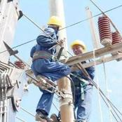 KPLC is Planning to Shutdown Electricity On Tuesday December 1 in the Following Areas