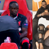 What Klopp Said About Sadio Mané's Injury After Liverpool Beating Ajax In UCL
