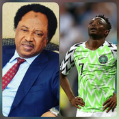 Checkout what Sani Shehu said about Ahmed Musa for joining Kano Pillars that got people talking.
