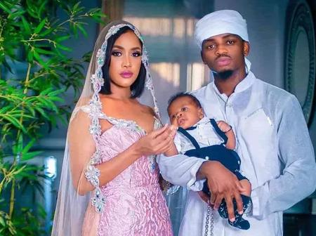 Man Who Claimed he Fathered Tanasha Donna's Baby Sends Another Message to Diamond Platnumz