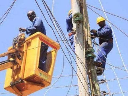 KPLC Announces An Electricity Blackout Set To Affect The Residents Of The Following Areas