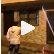 Man Went To Propose To His Girlfriend, Caught Her Cheating With Another Man