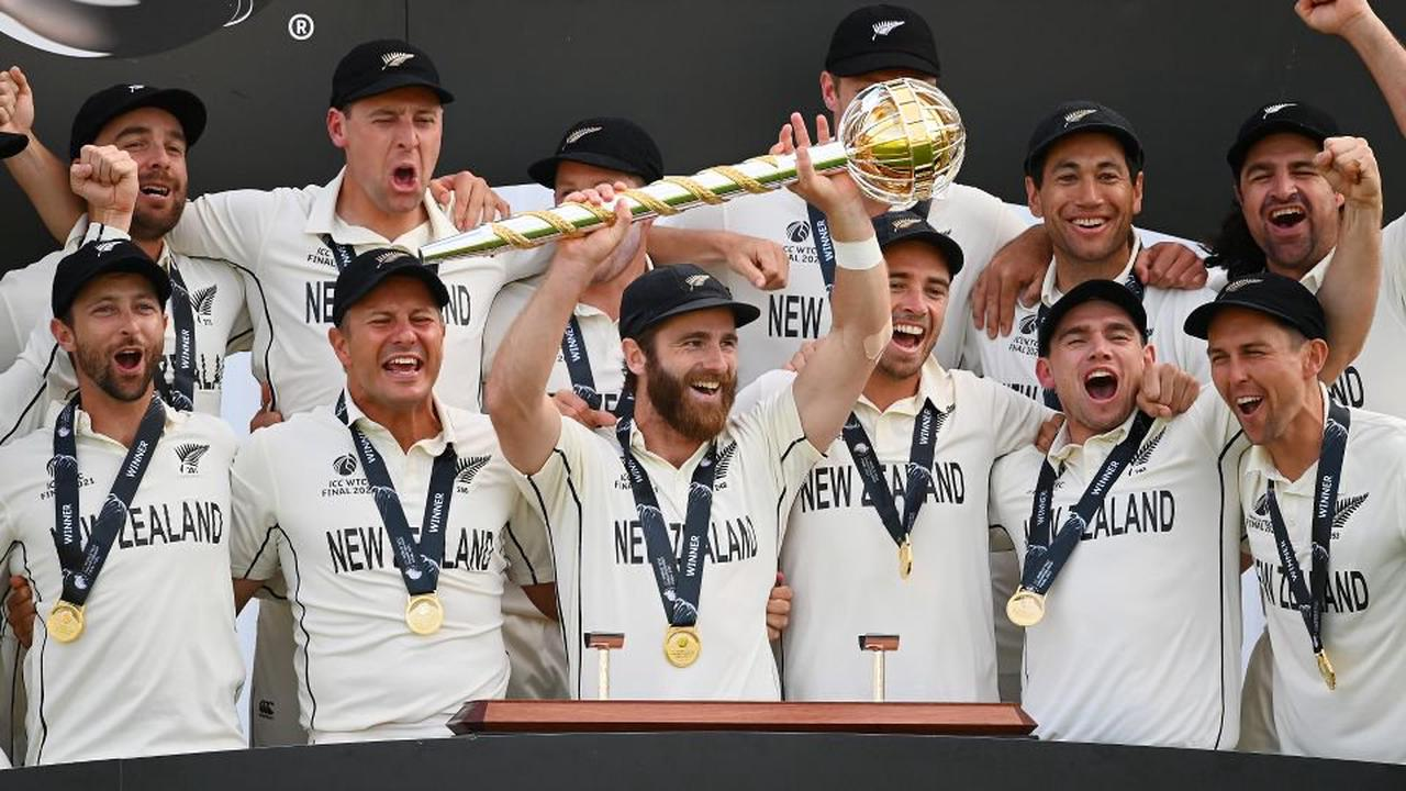 Brendon McCullum on New Zealand's WTC win: 'I'm not sure it's sunk in yet'