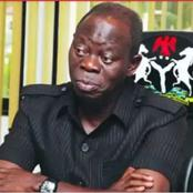 Plans have not been made to expel Adams Oshiomole from APC yet, rumour has been debunked