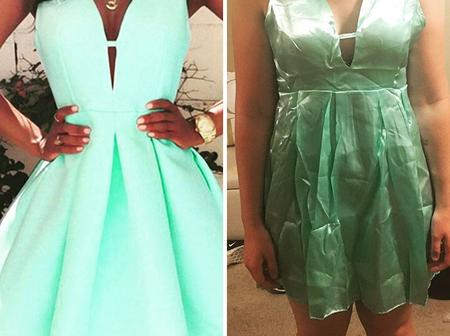 Photos Of What You Ordered Online Versus What You Get Instead: Funny Pictures Included