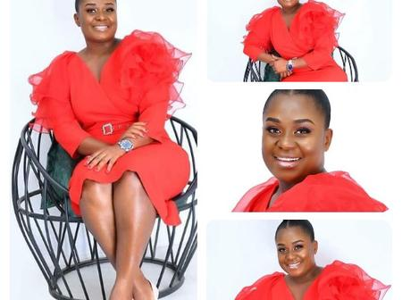 Tima Kumkum sends a message to Afia Amankwaah as she celebrates birthday with stunning photos