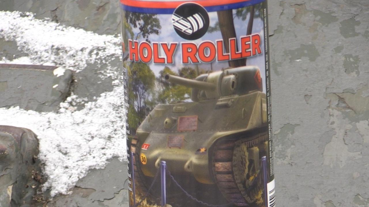Raising a pint for Holy Roller's restoration; fundraising initiative expands