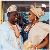 Comedian Keshinro Adepelumi Had Wedding Introduction With The Love Of Her Life.