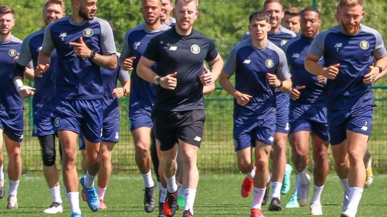Harrogate Town refreshed and ready to go ahead of Huddersfield Town friendly