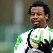5 Super Eagles Players From Kaduna State (Photos)
