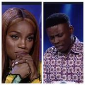 Seyi Shay Shed Tears At Nigerian Idol Audition, After Listening To Participant's Performance