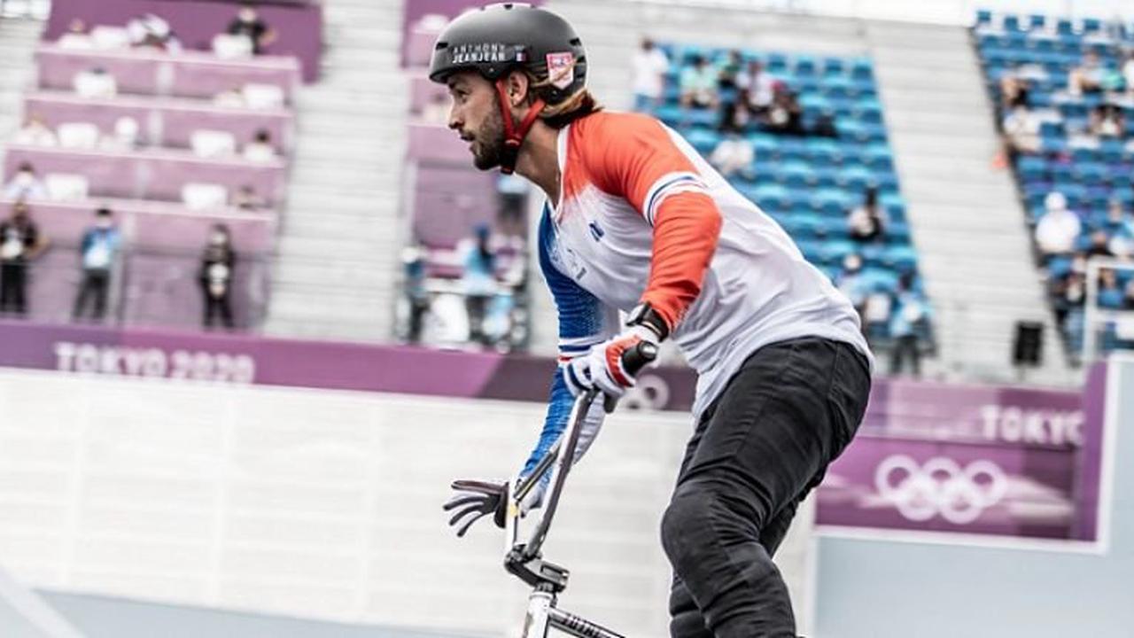 JO Tokyo - BMX Freestyle - Pas de médaille pour Anthony Jeanjean, 7e