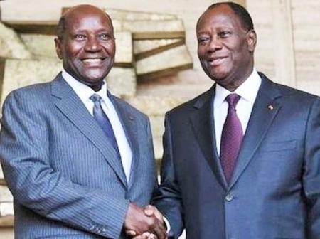 Voici la date où Alassane Ouattara va nommer son vice-président