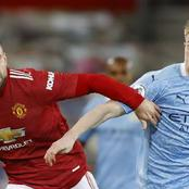 Reason why Man United star could be Banned ahead of Man City clash