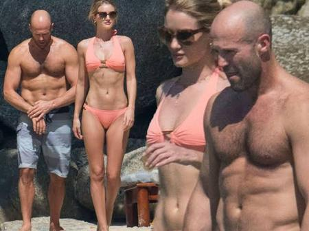 Beautiful Pictures Of The 33-Year-Old Woman Jason Statham Is Currently Dating