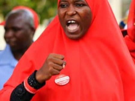 Aisha Yesufu: I Thought Igbo Land Is Where You Have More Girls In Schools Than Boys?