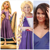 Do you remember Rapunzel in the 'Tangle' cartoons movie? See how she looks like now after 10 years.