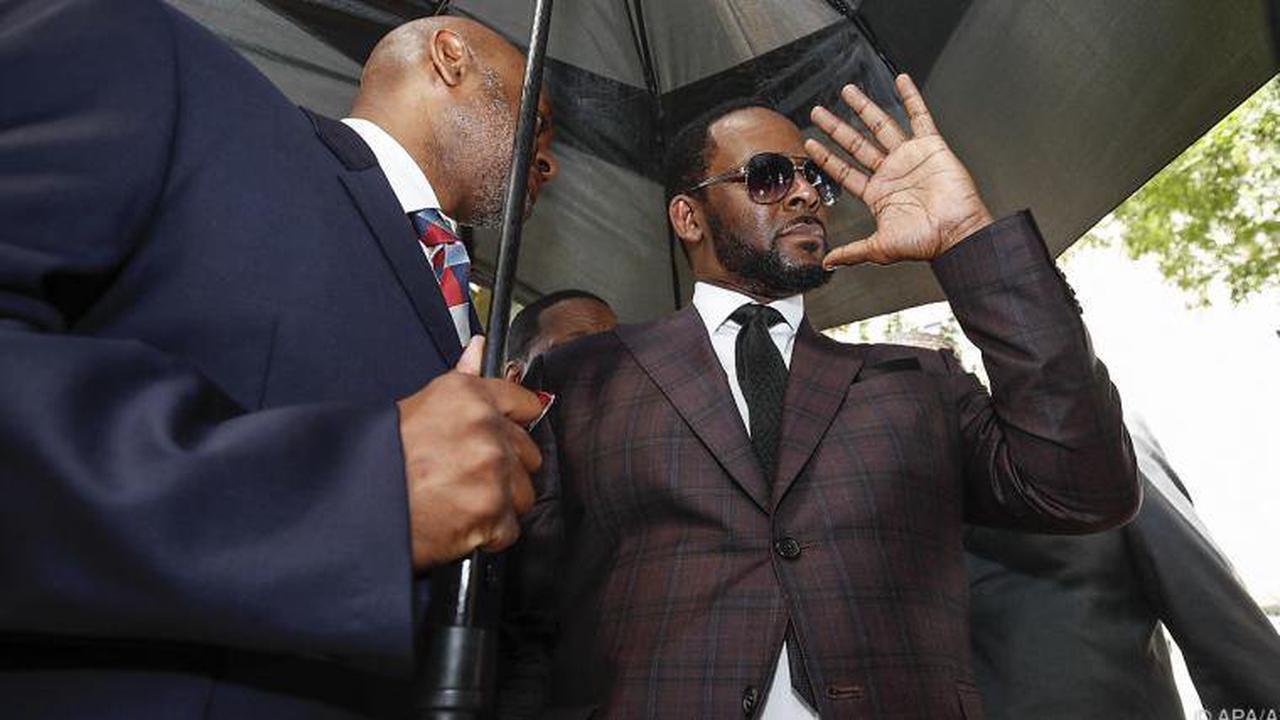 Prozess gegen Ex-Superstar R. Kelly auf der Zielgeraden