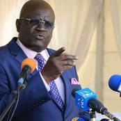 Magoha; KCPE Results To Be Released Today, How To Check Via SMS and Online