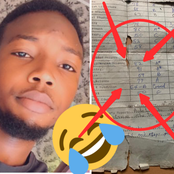 After A Man Found His Mom's Secondary School Result, See What He Said About It That Got Reactions