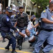 5 Zimbabwean men arrested for allegedly killing a police are denied bail.