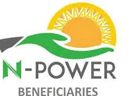 N-power update as 8900 applicants has been cleared for five months arrears (Details)