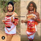See 30 Photos Of Funny Toheeb Trying To Copy These Nigerian Celebrities.