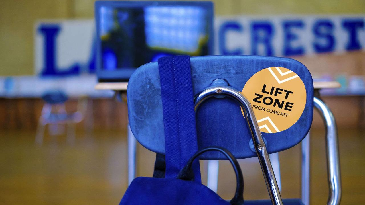 Comcast deploys free Wi-Fi zones in Greater Boston to help after-school students