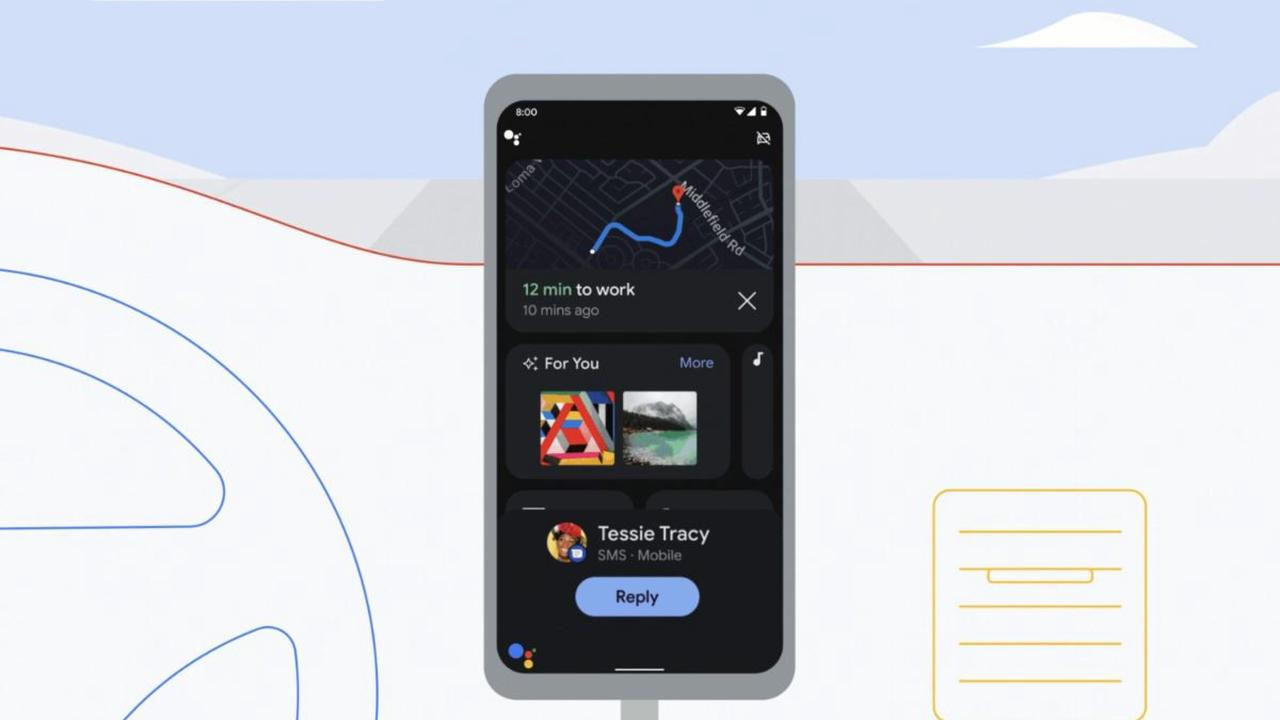 Assistant Driving Mode startet bald, ohne Navigation nutzbar - jetzt offiziell