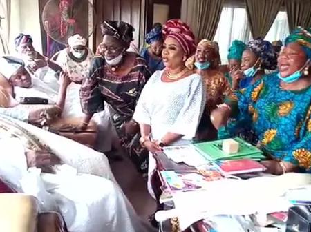 Sunday Igboho: Egba Women Stand With Alake On Yoruba Nation (Video)